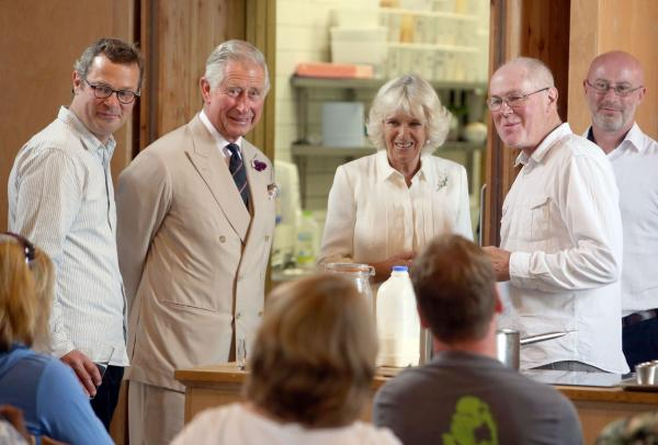 River Cottage HQ gets royal seal of approval