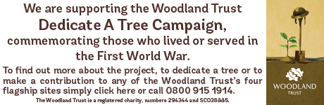 Bridport and Lyme Regis News: Woodland Trust