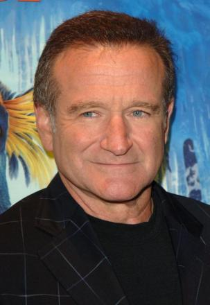 Actor Robin Williams dies - pic Ian West