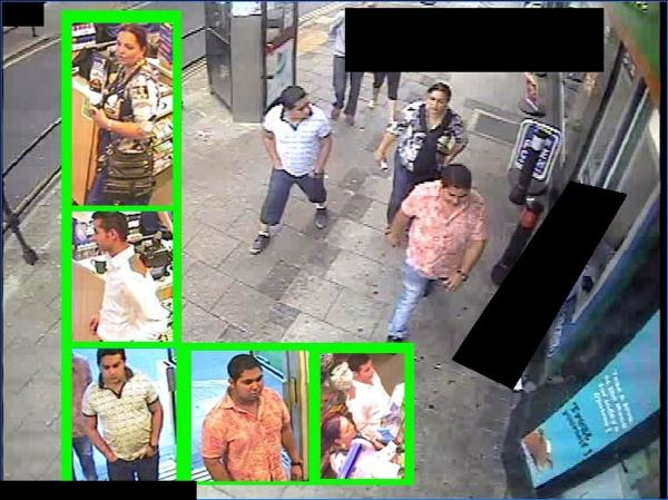 Do you know these people? Police hunt gang of conmen