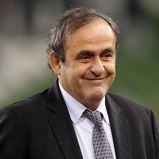 Michel Platini has decided to remain