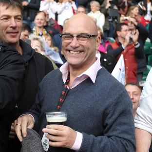 Gregg Wallace is apparently headed for the Strictly dancefloor