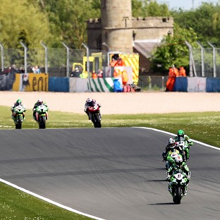 Donington Park's Dunlop Straight will reverberate to the sound of MotoGP in 2015