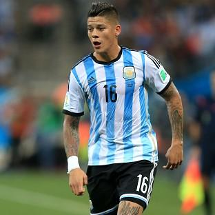 Marcos Rojo is set to make his debut for Man Utd against QPR