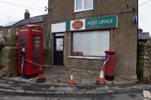 'Foolish' Bradpole Post Office robbers jailed
