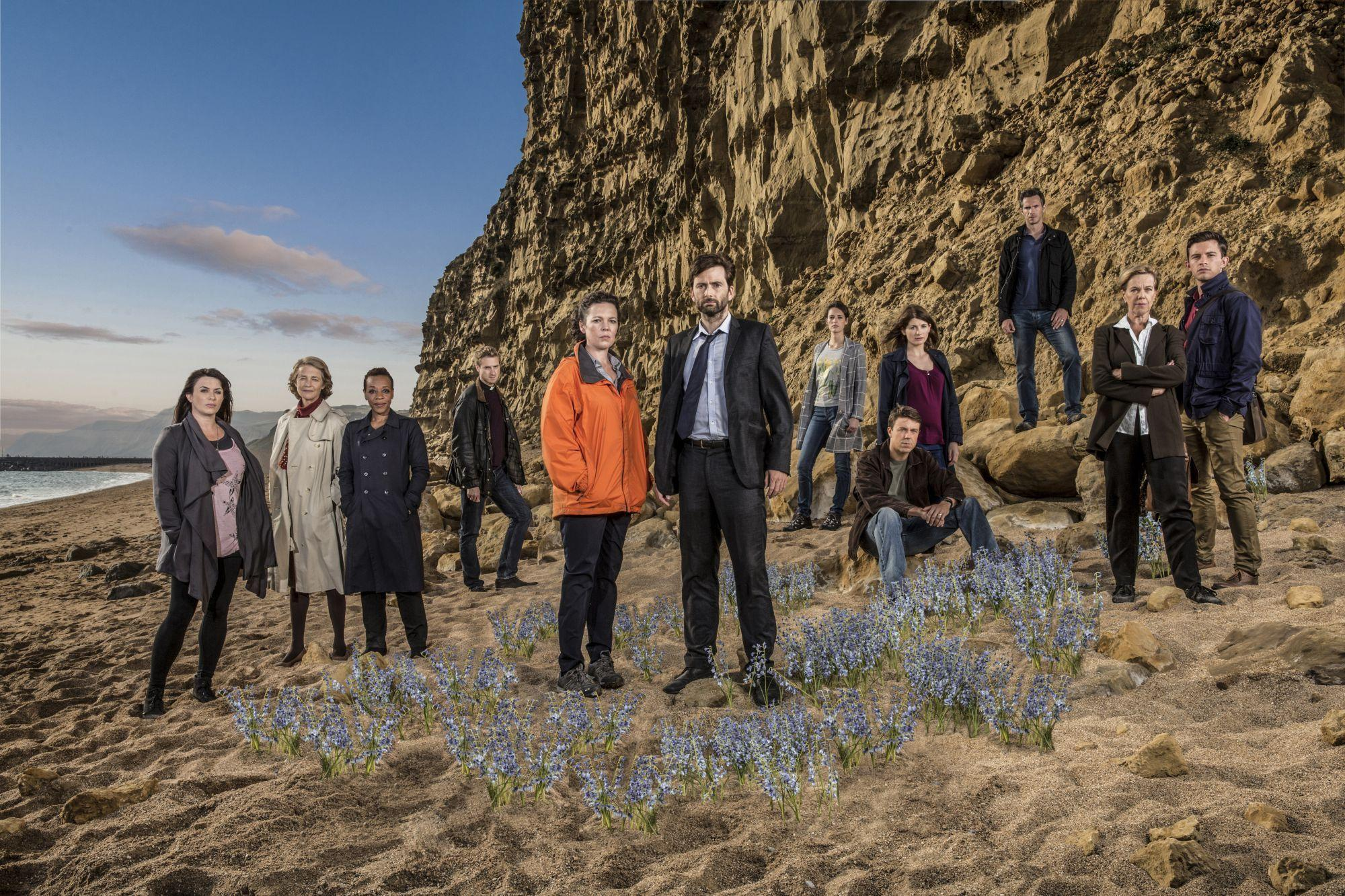 WATCH: Trailer for second episode of Broadchurch released