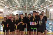 IN THE MEDALS: The Bridport Barracudas