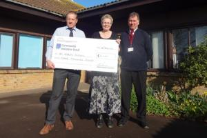 St Mary's Primary School awarded community funding by Magna Housing Association