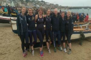 Gig rowing: Best ever results for Lyme Regis at World Championships