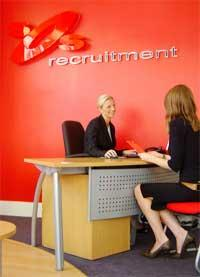 WAITING TO GET YOU THAT DREAM JOB: The SOS team has offices in Bournemouth or Poole