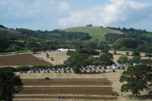West Dorset farmers get ploughing