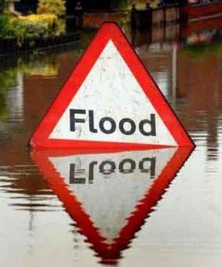 BE AWARE: Flood warnings are in place this morning in west Dorset