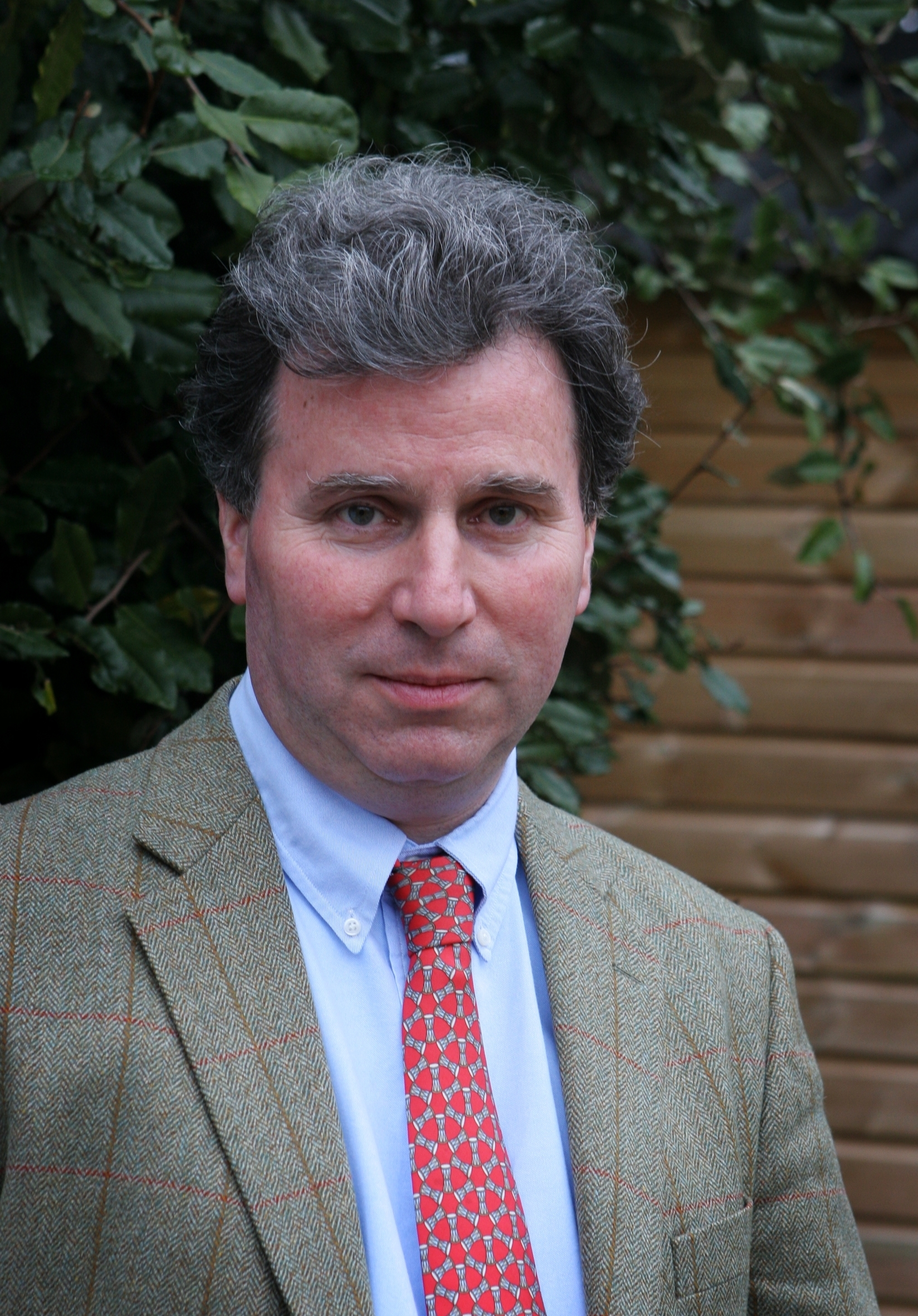 West Dorset MP Oliver Letwin (Pic MAISIE HILL).