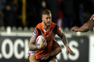 Castleford hit back to beat Catalans and reclaim top spot