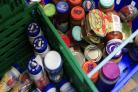 Food banks hand out 1.2 million emergency supplies in a year