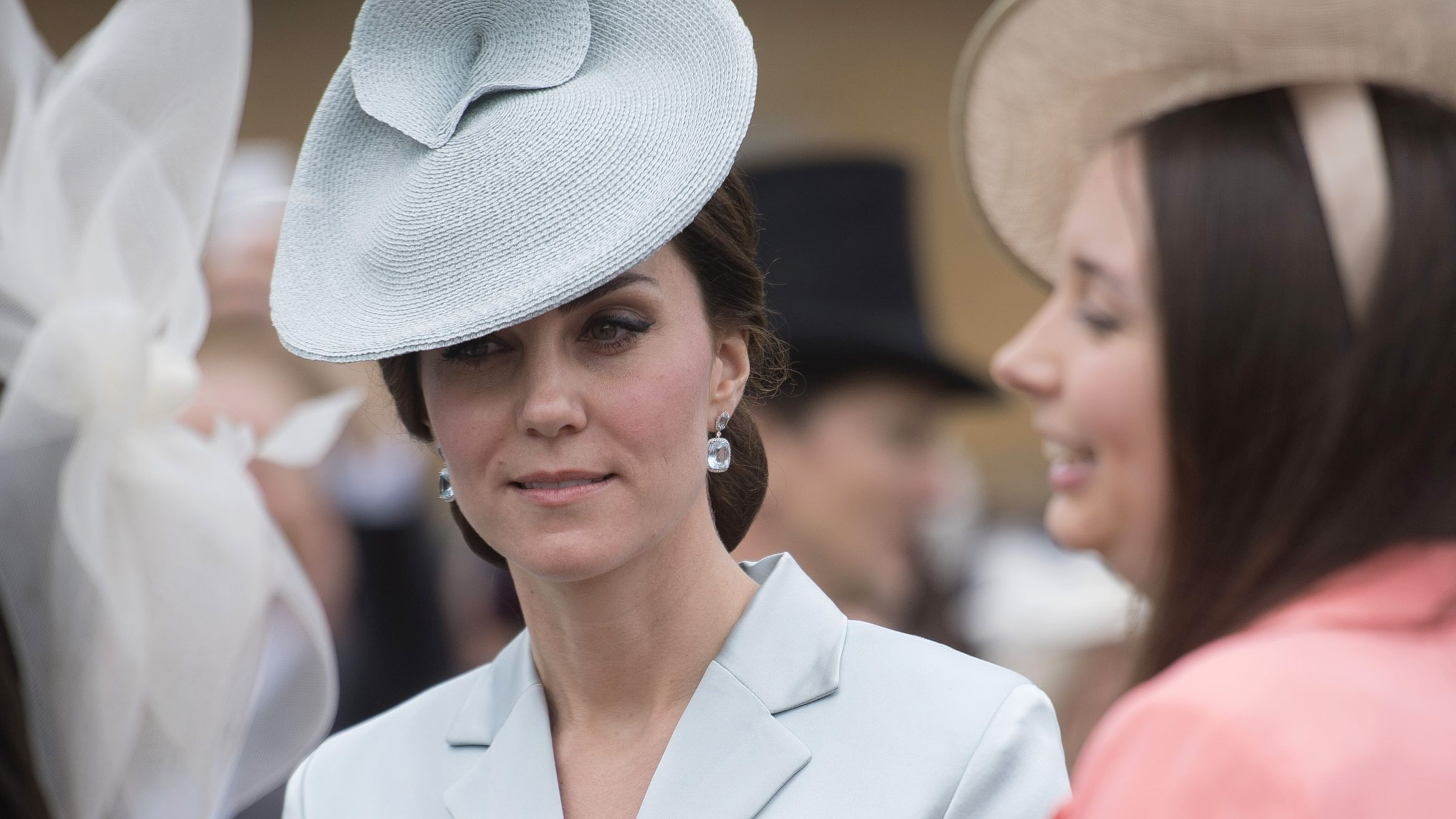 Kate hoping George and Charlotte will take Pippa's wedding in their stride