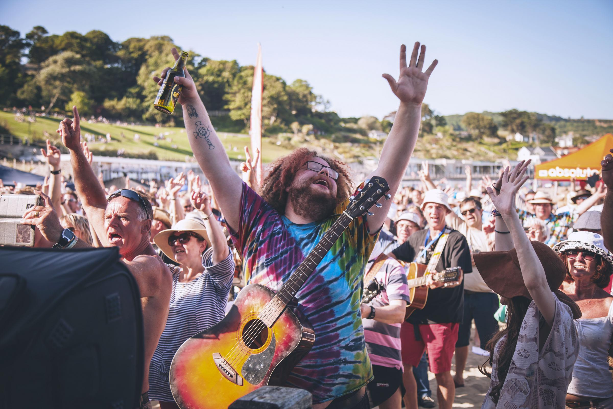 Here's what to look forward to for Guitars on the Beach 2018