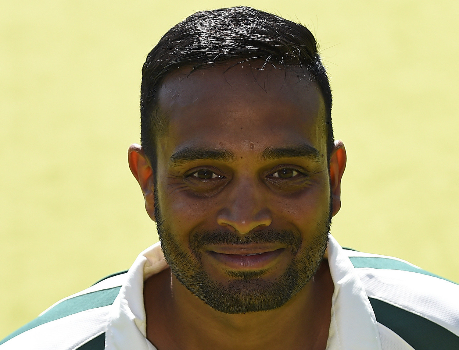 IN VAIN: Dorset's Jigar Naik had match figures of 8-93 Picture: DENIS MURPHY