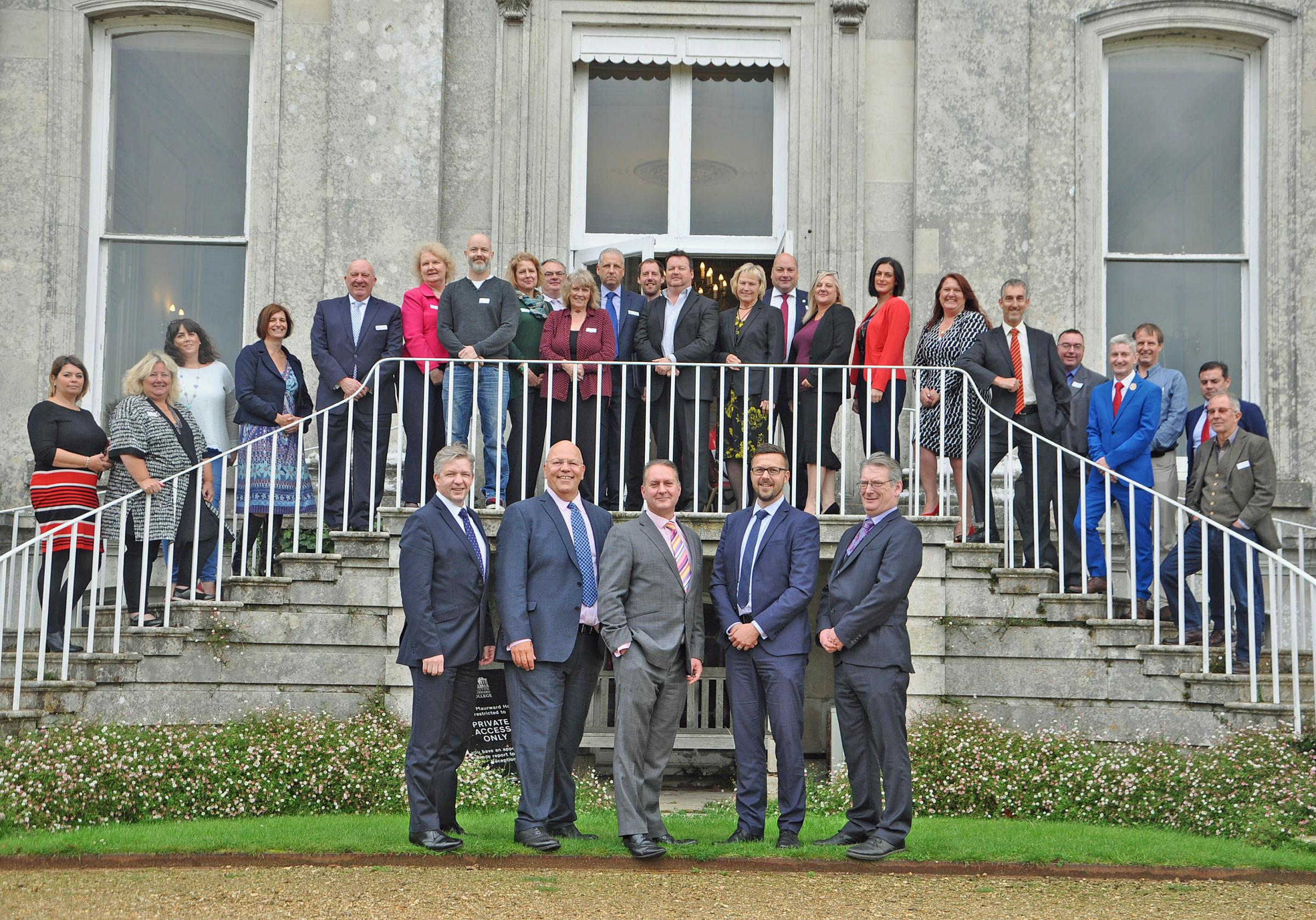 Here's what happened at Dorset's first Town Chamber conference
