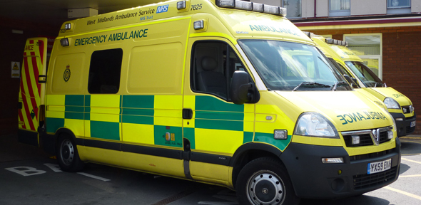 Ambulance plea as 3,000 calls made EVERY DAY between Christmas and New Year