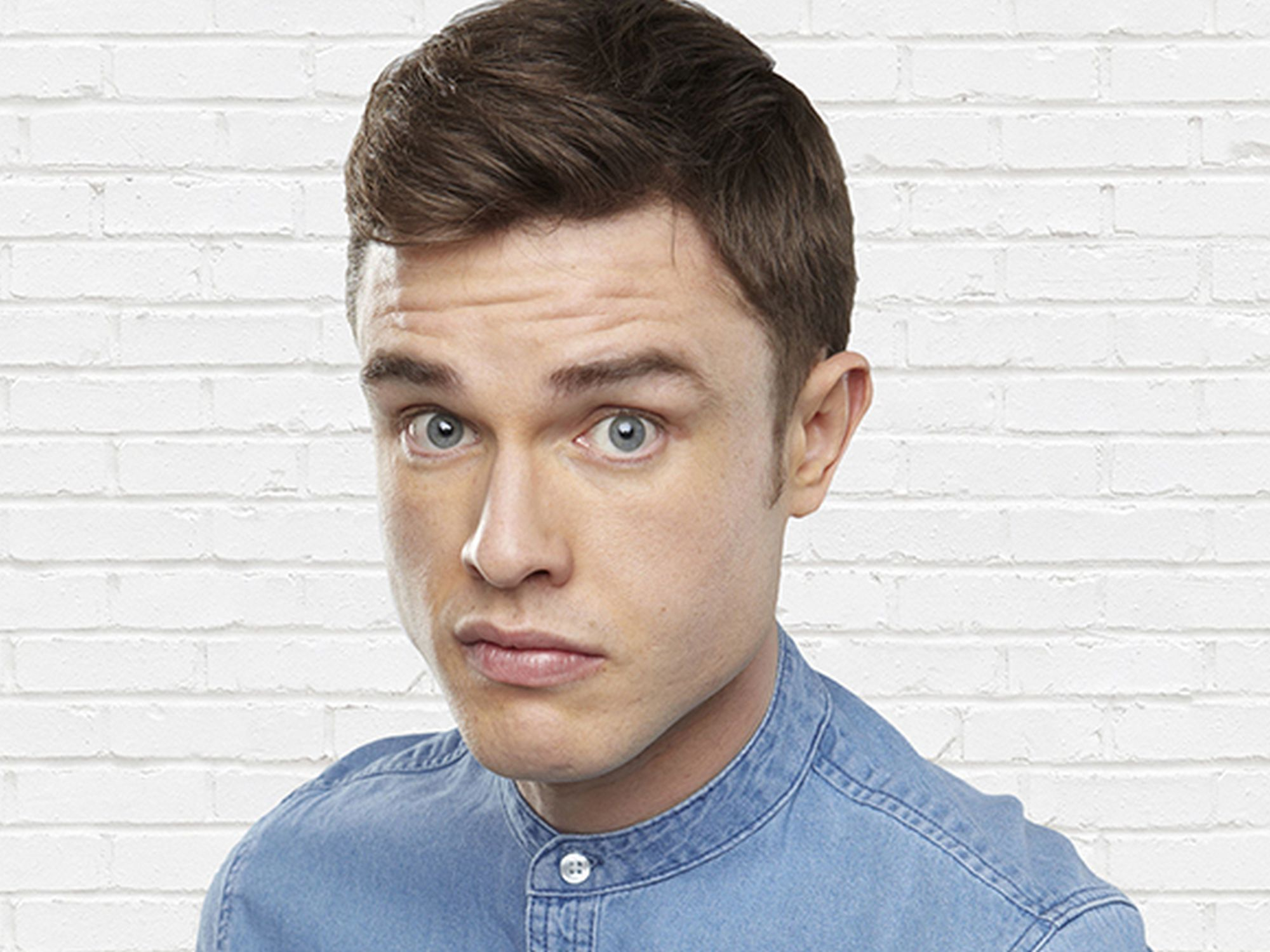 COMEDY: Ed Gamble