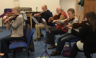 NEW YEAR'S CONCERT: Allington Strings