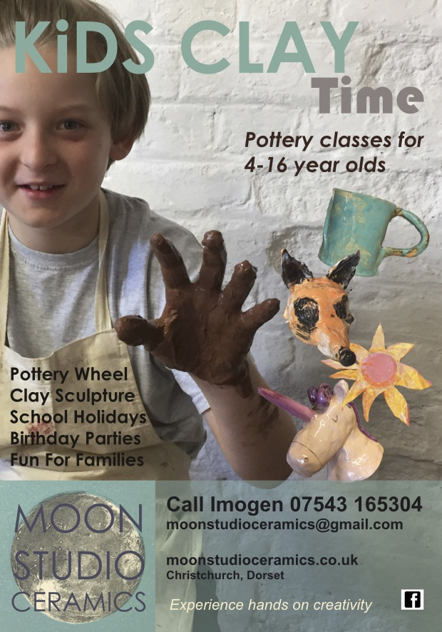 Kids Clay Time - Pottery Classes for Families