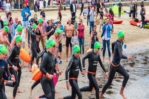 'We were amazed': Swimmers make a splash at sell-out Lyme Splash