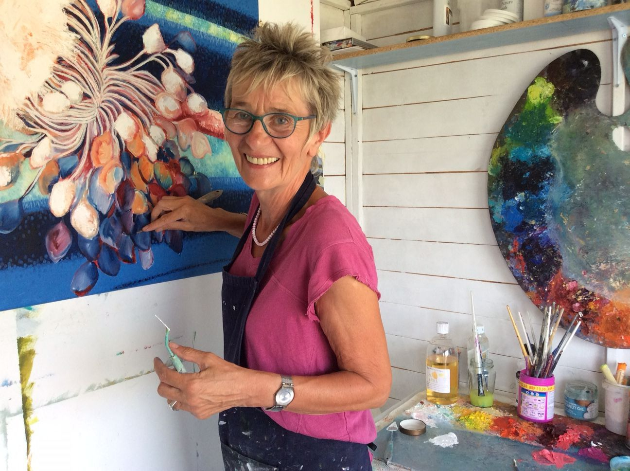 EXHIBITION: Christine Allinson