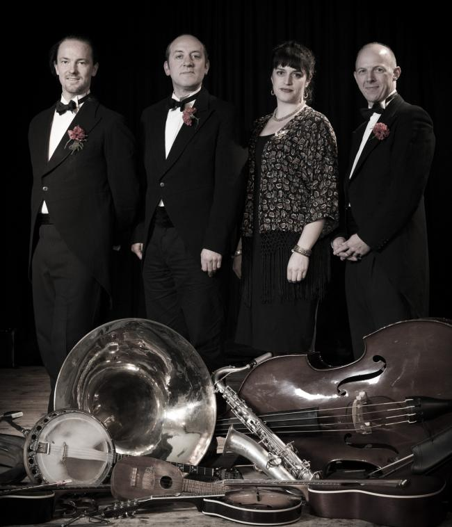 Experience hot jazz with eclectic band's rural tour | Bridport and