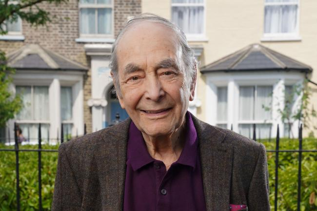 Doctor Harold Legg played by Leonard Fenton