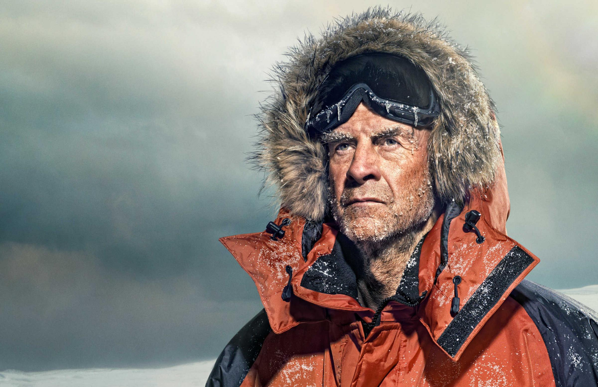 The indomitable Sir Ranulph Fiennes will share even more tales from the trail. Picture: garysalter.com