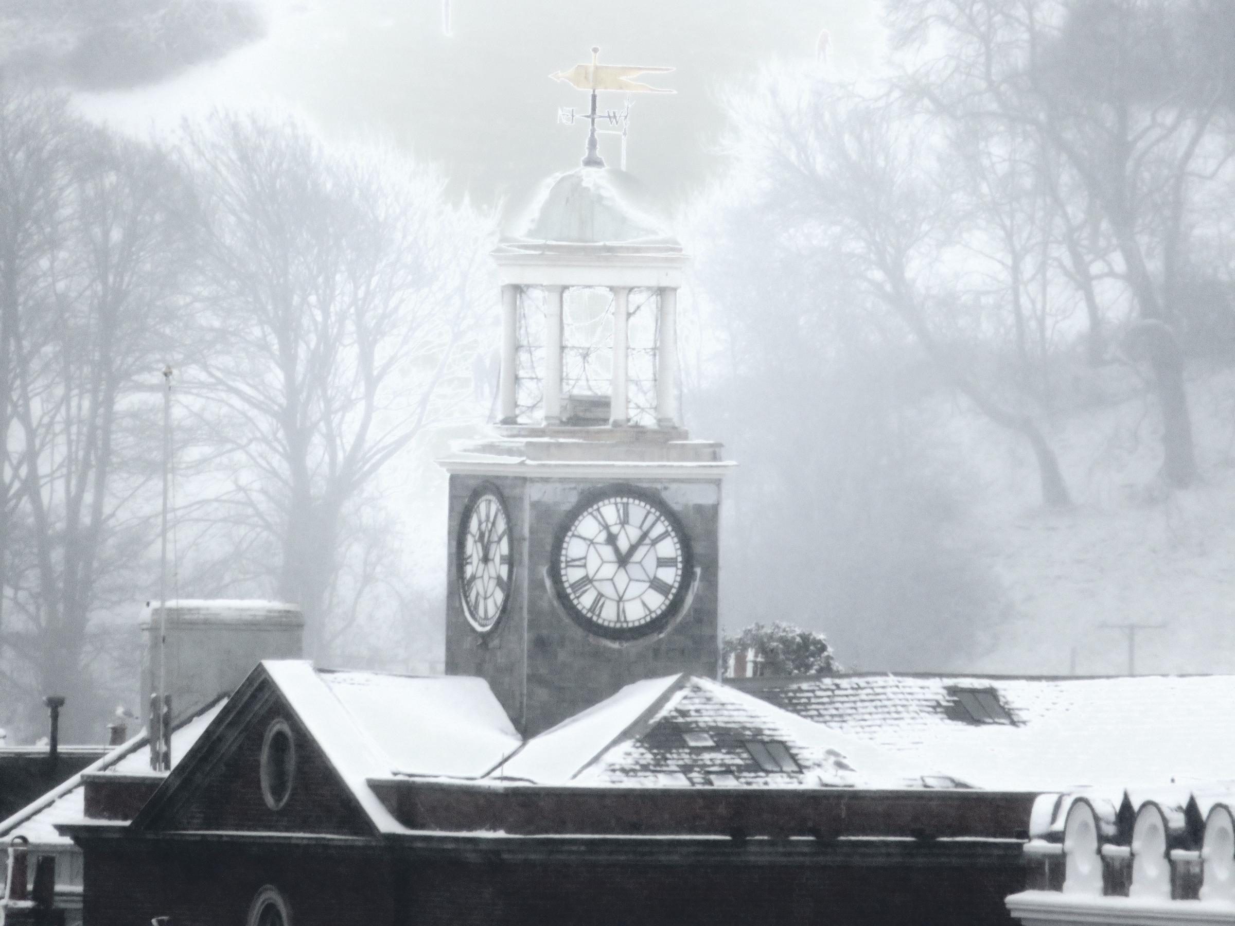 MAP: Where you're most likely to see snow in Dorset tonight