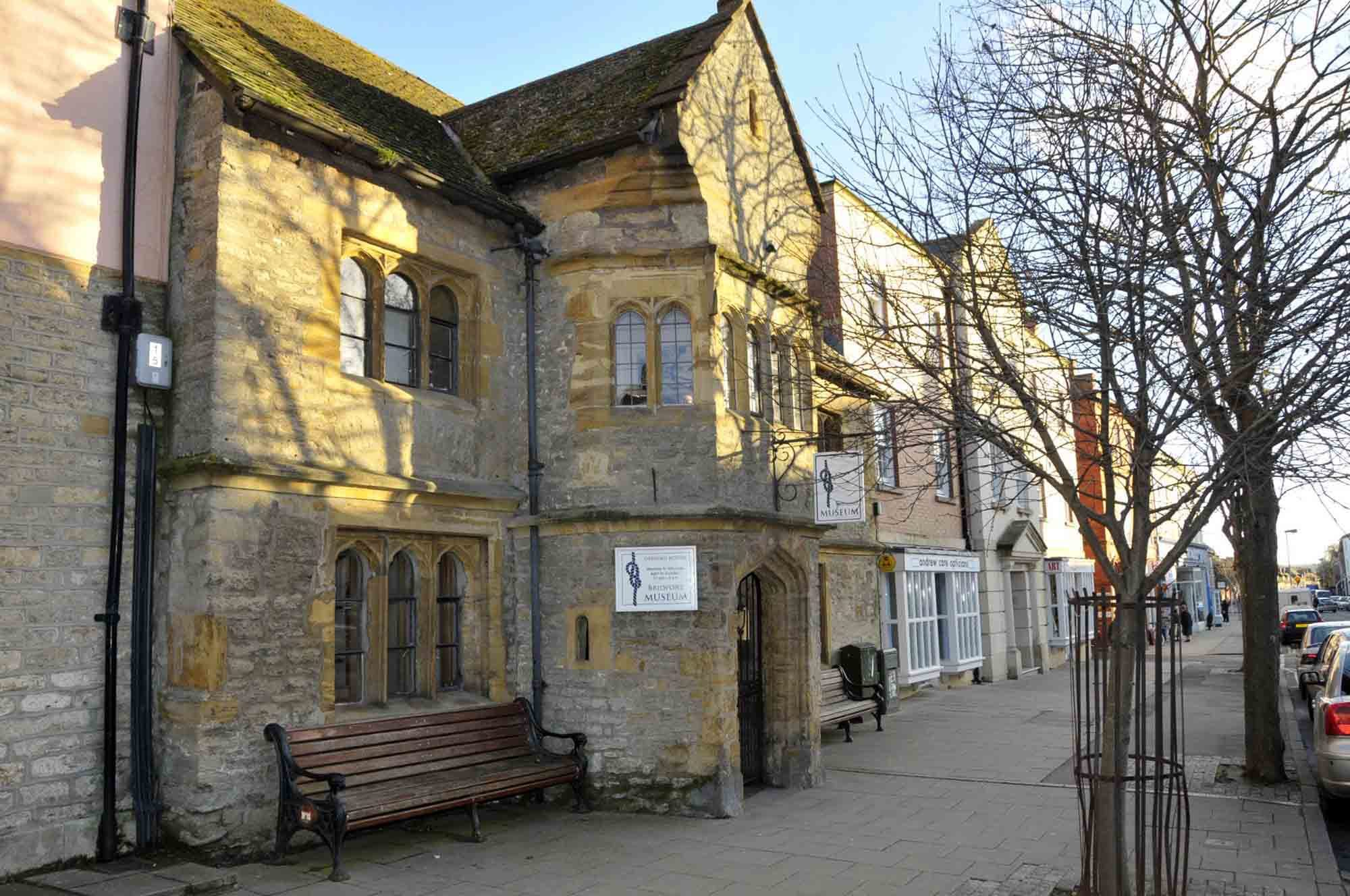 FUNDING: Bridport Museum is hoping to get a grant to tackle damp in its Coach House