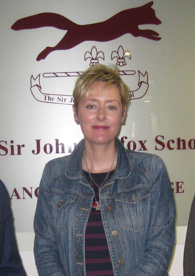 INVALUABLE: Charlotte Storey, ASPIRE co-ordinator, will offer support to pupils at Mountjoy School