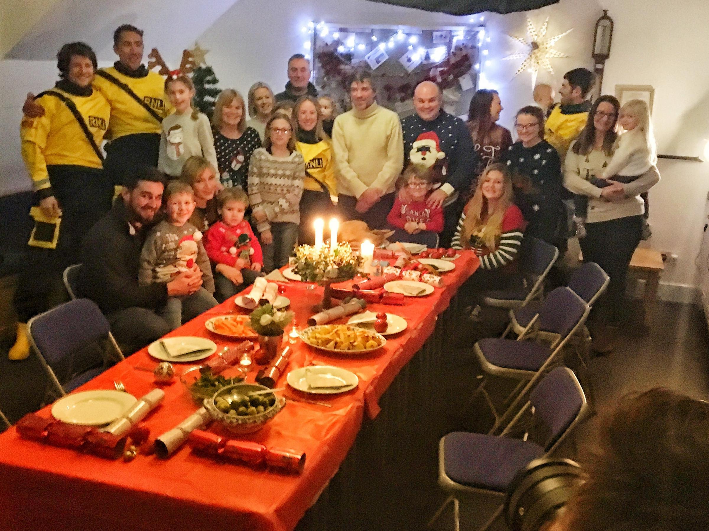 Christmas came early for these life-saving volunteers