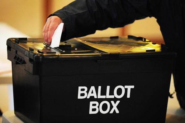 Here is the list of the polling station for tomorrow's general election