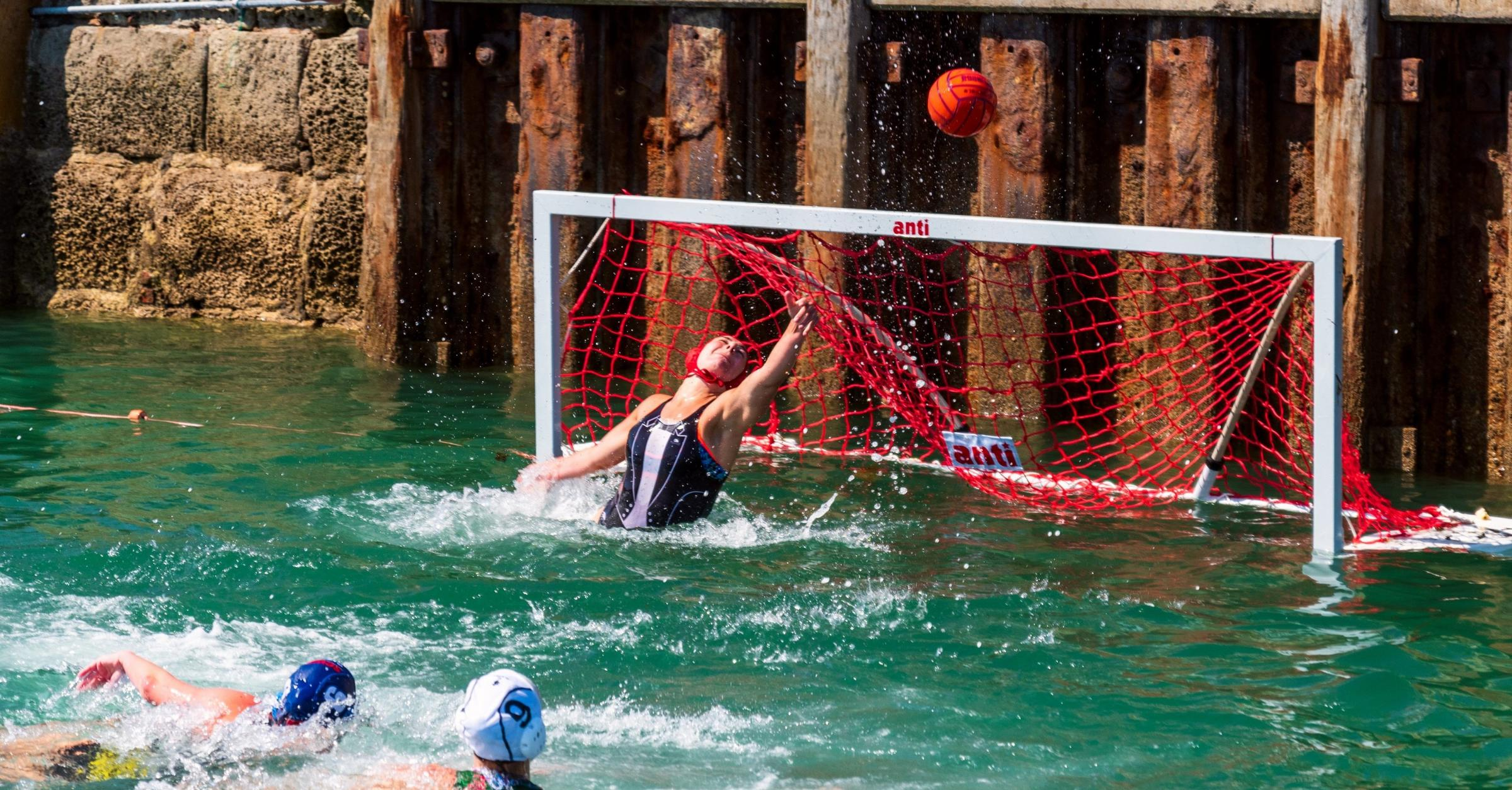 RETURN: The Lyme Splash Water Polo Sea Championships will take place again this year