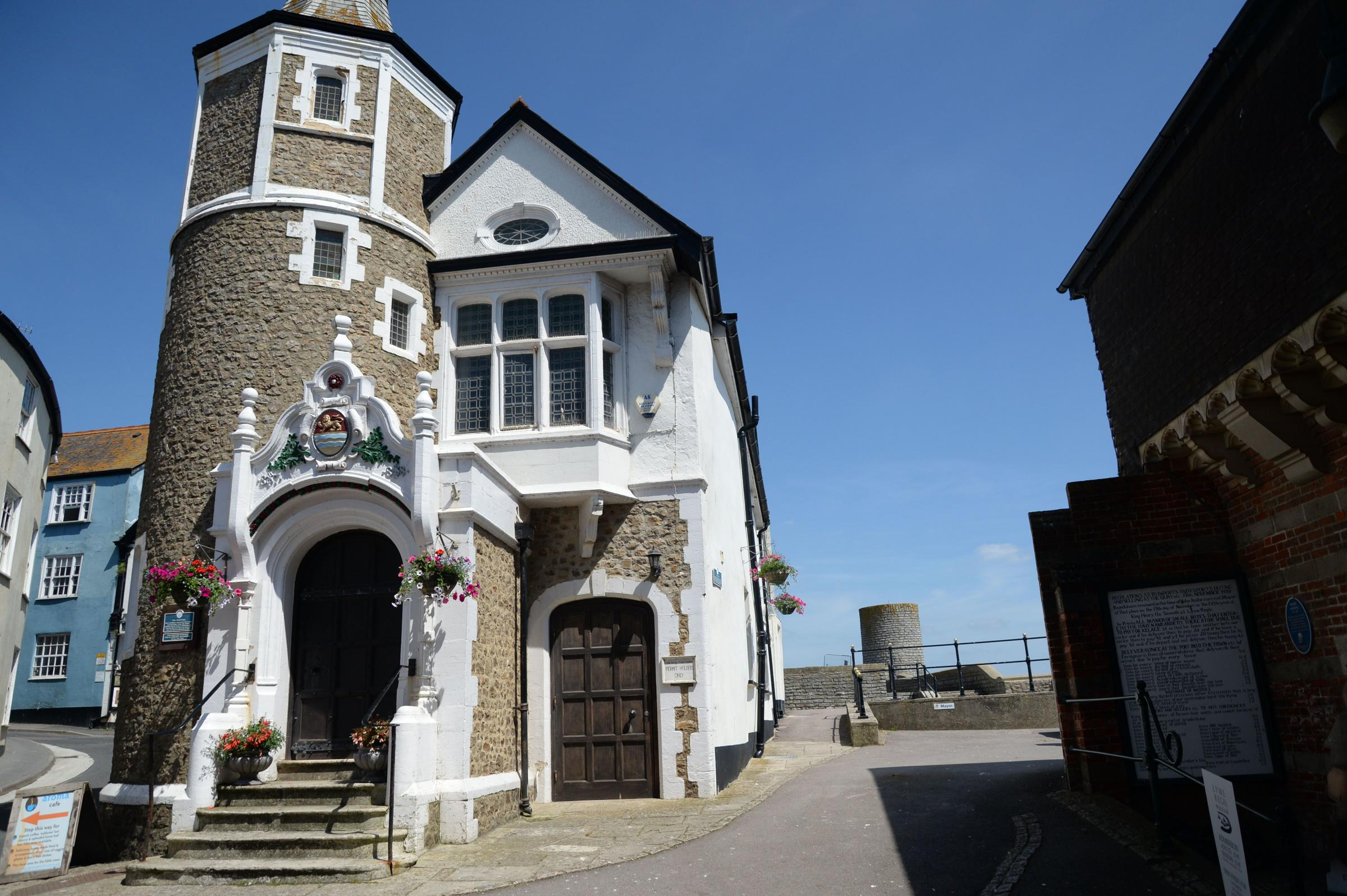 Lyme Regis Town Council to tax three seafront businesses for VAT purposes