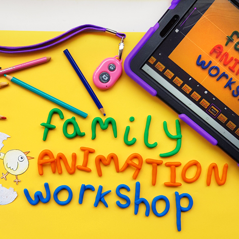 Family Animation Workshop