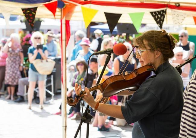 RETURNING: THe Bridport Folk Festival is set to return for its third year Picture: STEPHEN JONES/BRIDPORT FOLK FESTIVAL