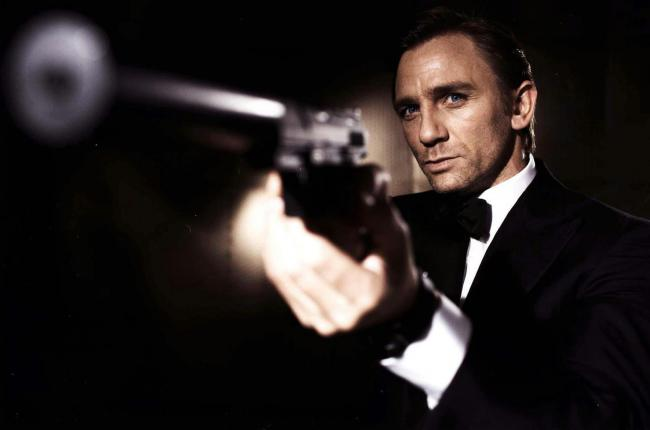 EDITORIAL USE ONLY .Undated handout file photo issued by EON Productions of Daniel Craig as James Bond. The cast of the forthcoming James Bond film will be announced on Thursday it has been confirmed in a tweet from the official 007 account. PRESS ASSOCIA