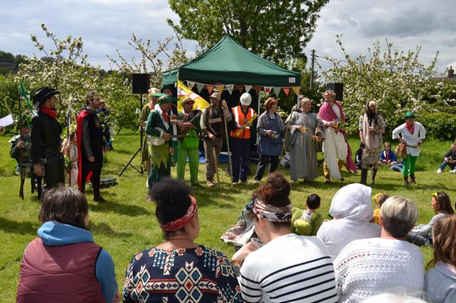 Can you lend a helping hand at Bridport Community Orchard?