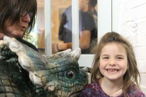 PICTURES:  All the fun at this fossil-tastic festival