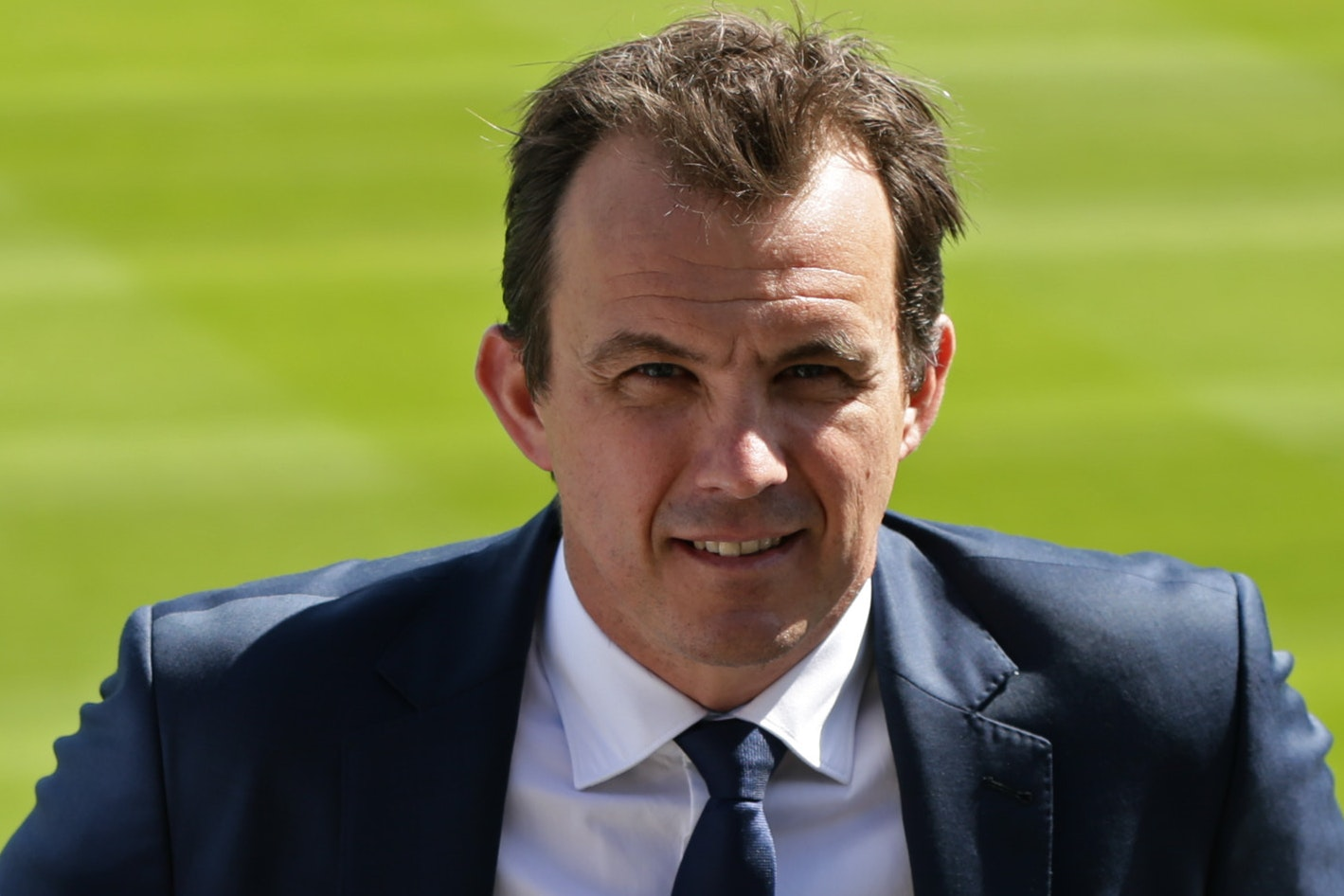Tom Harrison is the ECB chief executive