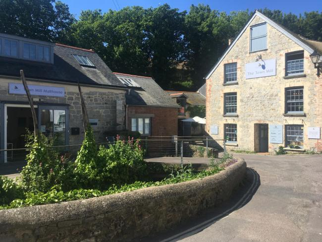 Lyme Regis Town Mill's two galleries will be run by a new team functioning as Town Mill Arts Ltd