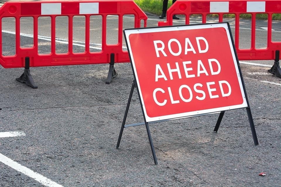 Lyme Regis road closed for 'urgent' gas works