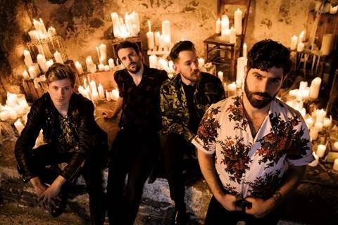 Foals Picture: Alex Knowles
