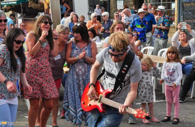 Beaminster Festival Picture: Alan McNamee